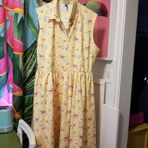 Pin up/Rockabilly Summer Dress